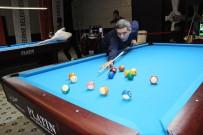 SEMİH SAYGINER - Türkiye Bilardo Şampiyonası Final Müsabakaları Başladı