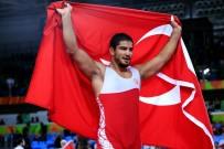TAHA AKGÜL - Türkiye'nin en iyi sporcusu Taha Akgül