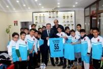 Ağrı'da 15 Temmuz Birlik Spor Futbol Takımı Kuruldu