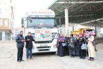 Aksaray'dan Halep'e 25 Ton Un Yardımı