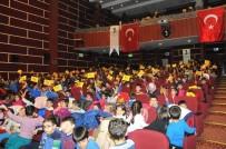 AKŞEHİR BELEDİYESİ - Akşehirli Çocuklar Tiyatroda Buluştu