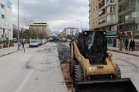 MALTA - Altyapıyı Asfalt Takip Ediyor