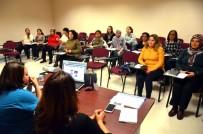 MEHMET TURAN - Aydın'da 'Palyatif Bakım Hemşireliği' Eğitimi Başladı