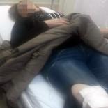 MUSTAFA ALTıNTAŞ - Barışmaya Çağırdığı Eski Eşini Bacağından Vurdu