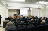 KOOPERATİFÇİLİK - Bartın'da Kooperatifçiler Eğitimden Geçti