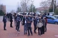 Bartın Üniversitesi Arama Kurtarma Ekiplerine Eğitim Verildi