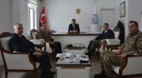 KAVAKLı - Başkan Aksoy'dan Kaymakam Özkan'a Ziyaret