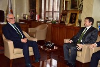 TEVFİK FİKRET - Başkan Yılmaz Açıklaması 'Huzurlu Ve Mutlu Şehir Samsun'