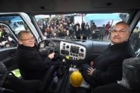 MUSTAFA BAYRAM - BASKİ'ye 15 Milyon Liralık Araç Ve İş Makinesi