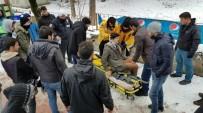 MİNİBÜS ŞOFÖRÜ - Bilecik'te Trafik Kazası Sonrası Kavga