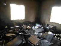 UZAKLAŞTIRMA CEZASI - Boşanmak İstediği Engelli Karısını Öldürdü, Evi Ateşe Verdi