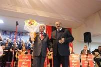 OSMAN ÇAKIR - Burhaniye'de Amatör Koro, Ustalarına Taş Çıkardı