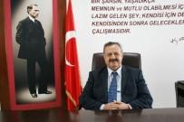 KOOPERATİFÇİLİK - Burhaniye'de, Başkan Uysal Dünya Kooperatifçilik Günü'nü Kutladı