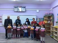 Burhaniye'de Minik Öğrencilere Florür Uygulaması