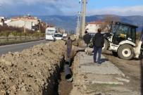 Burhaniye'de Sel Baskınları Önlenecek