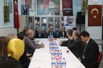 ÜSKÜP - Bursa'dan Balkanlar'a Destek
