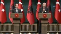 DOSTLUK KÖPRÜSÜ - Cumhurbaşkanı Erdoğan, Arnavut Gazeteciyi Alkışladı