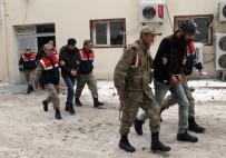 Elazığ'da Terör Operasyonu Açıklaması 5 Gözaltı