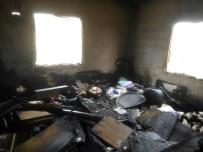 BOŞANMA DAVASI - Enngelli Karısını Öldürdü, Evi Ateşe Verdi