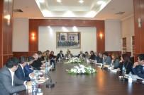KADINA YÖNELİK ŞİDDETLE MÜCADELE - Erzurum'da Kadına Yönelik Şiddetle Mücadele Toplantısı Düzenlendi