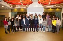 GENÇ GİRİŞİMCİLER - Genç Girişimciler Kurulu Üyeleri Öğrencilerle Bir Araya Geldi