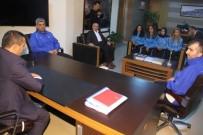 HASAN YILMAZ - Genel Sekreter Yeşildal, Büyükşehirli Karatecileri Ağırladı
