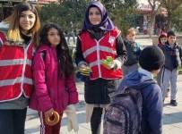 SİİRT ÜNİVERSİTESİ - Harçlıklarını Halep'e Yardım İçin Bağışladılar