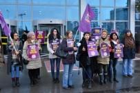 GAMZE AKKUŞ İLGEZDİ - Hemşire Ayşegül Terzi'ye Tekme Atan Saldırgana Gözetim Altında Tutma Kararı