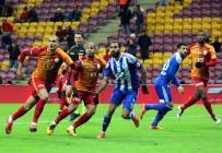 BRUMA - Galatasaray uzatmada attı