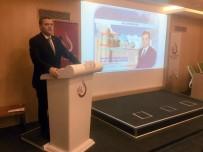 TÜRKLER - İnsan Ve Hikmet Vakfında 'Hoca Ahmet Yesevi Ve Hikmet Geleneği' Konferansı