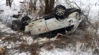 İşte Şehmus Özer'in Kaza Yaptığı Otomobil