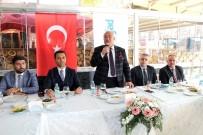 TURİZM BAKANLIĞI - İzol Açıklaması 'Türkiye Büyük Bir Kaosa Sürüklenmek İsteniyor'