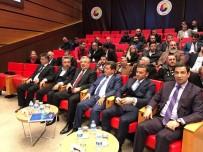 BÜROKRASI - Karataş, 'Türkiye İnşaat Sektörü Çalıştayı' Na Katıldı