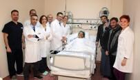SEDAT YıLDıRıM - Karın ağrısıyla gitti karaciğer nakli oldu