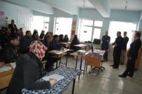 ALI ÇELIK - Kaymakam Alibeyoğlu'dan Kursiyerlere Ziyaret