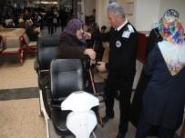 Kırıkkale'de Engelli Ve Yaşlı Hastalara Büyük Kolaylık