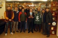 KÜÇÜKKÖY - Kırklareli Belediyespor, Basketi Potaya Değil Gönüllere Attı