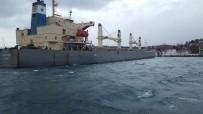 PANAMA - Kıyı Emniyeti'nden 'Karaya Oturan Gemi' Açıklaması