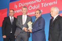 MUSTAFA AYHAN - KOTO Meclis Başkanı Doğan, YTSO'da Ödül Verdi