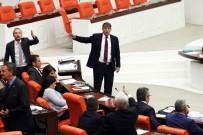 TBMM GENEL KURULU - Meclis Genel Kurulu'nda MHP-CHP gerginliği