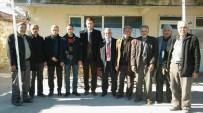 ERSOY ARSLAN - Muhtarlıklar Dairesi Gördes'te İncelemelerde Bulundu