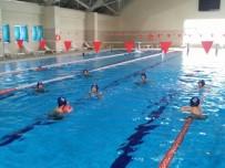 Nevşehir'de Su Topu Çalışmaları Başladı
