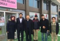 Öğrenciler Halep İçin Para Bağışladı