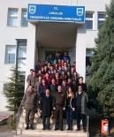 MEHMET ŞAHIN - Öğrencilerden Anlamlı Ziyareti