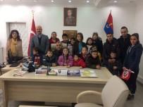 Özel Eğitim Çocukları Jandarmayı Ziyaret Etti