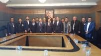 PANCAR ÜRETİCİLERİ - Pancar Üreticileri Ankara'dan Mutlu Döndü