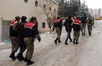 PKK Operasyonunda 5 Gözaltı