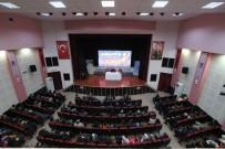 HÜSEYIN YARALı - Prof. Dr. Şimşirgil Saruhanlı'da Da Büyük İlgi Gördü