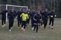 BATUHAN KARADENIZ - Şanlıurfaspor, Osmanlıspor Maçının Hazırlıklarını Tamamladı