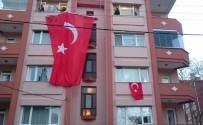 HAREKAT POLİSİ - Şehit Ateşi Tekirdağ'a Düştü
